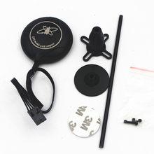 M8n gps com bússola + preto suporte gps para dji naza m lite v1 v2 f450 s550 quadcopter