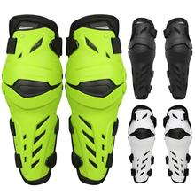 A Pair Of Knee Pads Motorcycle Protector Guards Kit 30~180 Degree Bending Hook Design Fabric Comfortable And Breathable