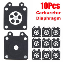 10 adet için karbüratör ölçüm diyafram 28*33mm forWalbro 95-526 95-526-9 95-526-9-8 araba yedek aksesuarları