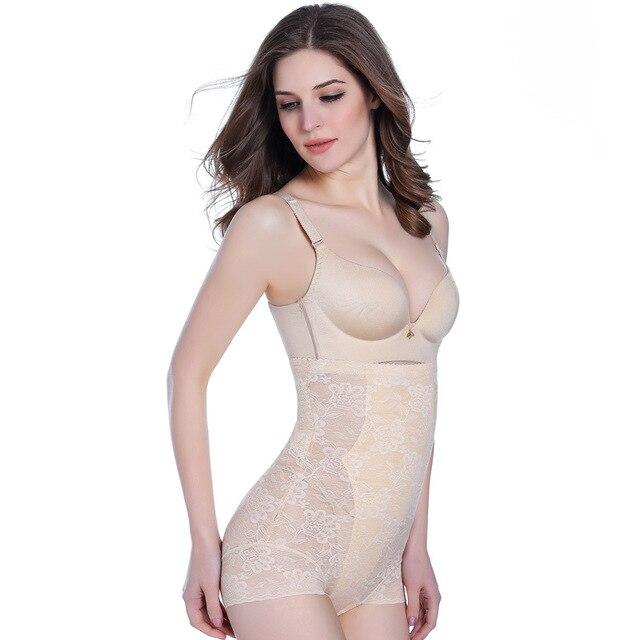5xl плюс размер Sexy body Управления Трусики высокой Талией управления Shaper Underwear Управления Пластика триммер Для Похудения Трусы