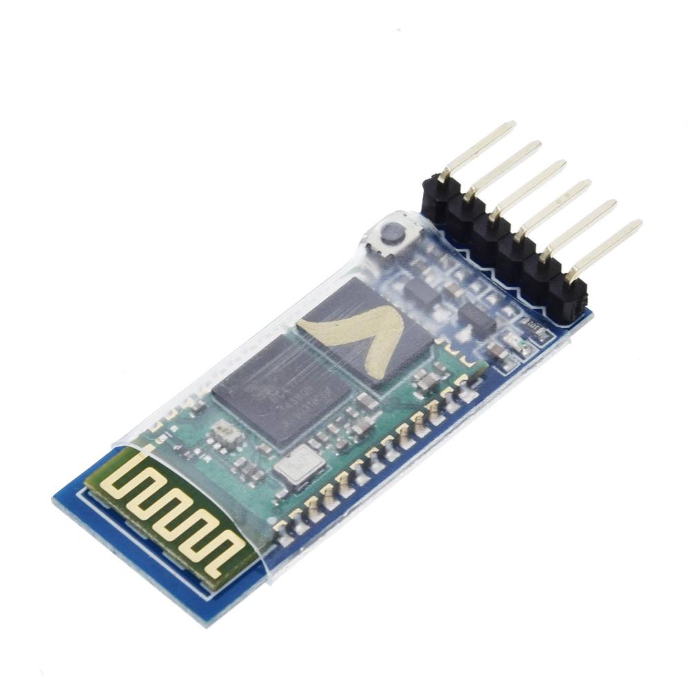HC 05 zintegrowany moduł bluetooth bezprzewodowy moduł portu szeregowego 6 pin nowy dla Arduino|module bluetooth|wireless modulebluetooth hc-05 - AliExpress