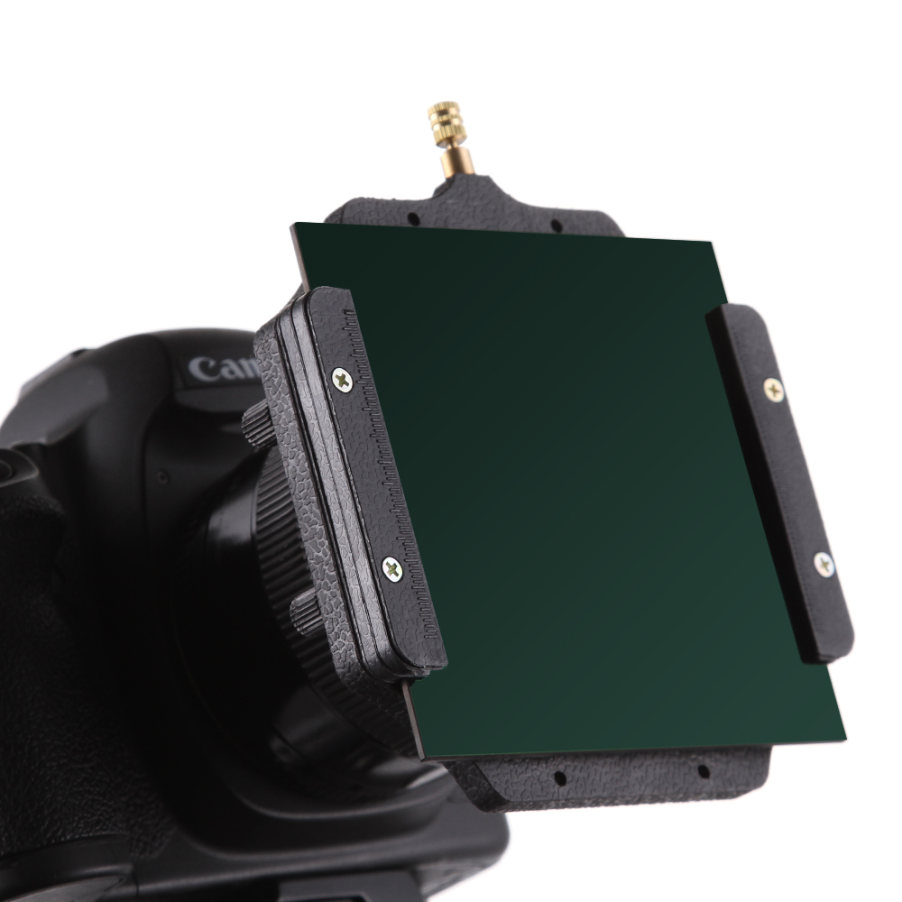 Optical Glass 100mm ND1000 ND 3.0 Square 4x4 Filter 10-Stops as LEE Big Stopper