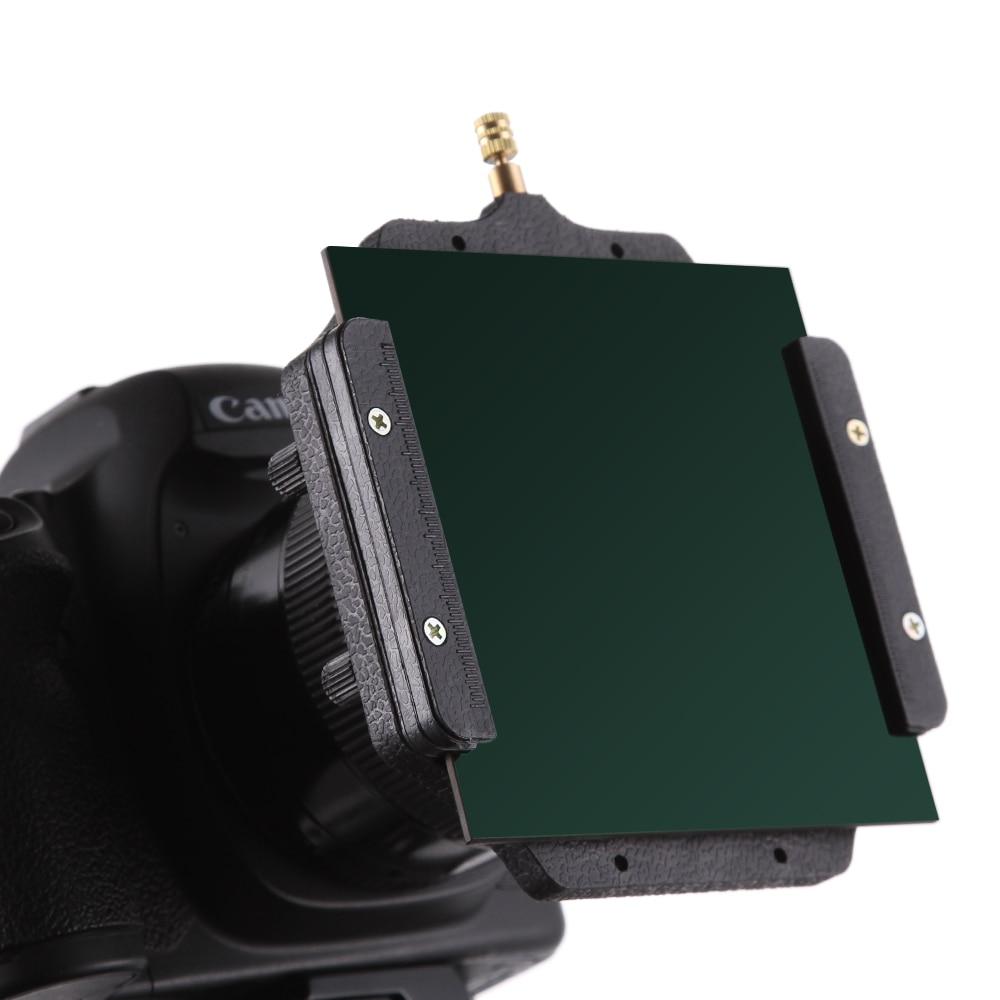 Verre optique 100mm ND1000 ND 3.0 Carré 4x4