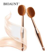 BIOAUNT 1pc Multi-functional Makeup Brushes Pro Beauty Cosmetic Brush Tools for Face Foundation Cream Highlighter & Blush Powder