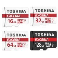 TOSHIBA Memory Card 16G 32G 64G 128G SDHC SDXC U3 Micro SD Class 10 Flash Microsd
