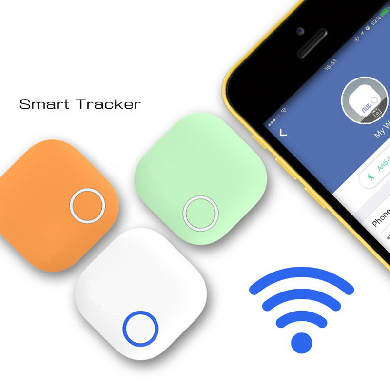Anti-Lost Object Key Finder Built-in GPS Map With Bluetooth 4.0 Smart App