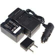 Digital boy 4 unids/set 1x cgr-d16s cgr-d220 d220 cgr nv-ds55en + batería de la cámara cargador de batería para panasonic nv-ds15 nv-da1en