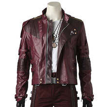 Star Lord Costume Cosplay Jacket Guardians of The Galaxy 2 P