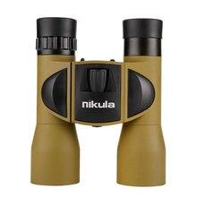 Original nikula 8x32 telescope binoculars telescopio astronomico profesional LLL night vision bak4 waterproof hunting travel new