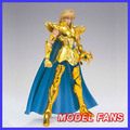 MODEL FANS Freeshipping Bandai Saint Saiya Cloth Myth EX 2.0  Leo Aioria  Action Figure