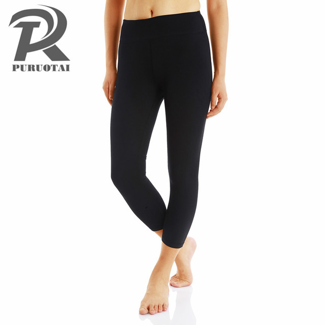 baratas para descuento 4083c 6a250 US $14.11 39% OFF|Yoga Pants Ropa Deportiva Mujer Gym Calzas Leggings for  Fitness Women Sportswear Sports Trousers Academia Fitness Feminina-in Yoga  ...