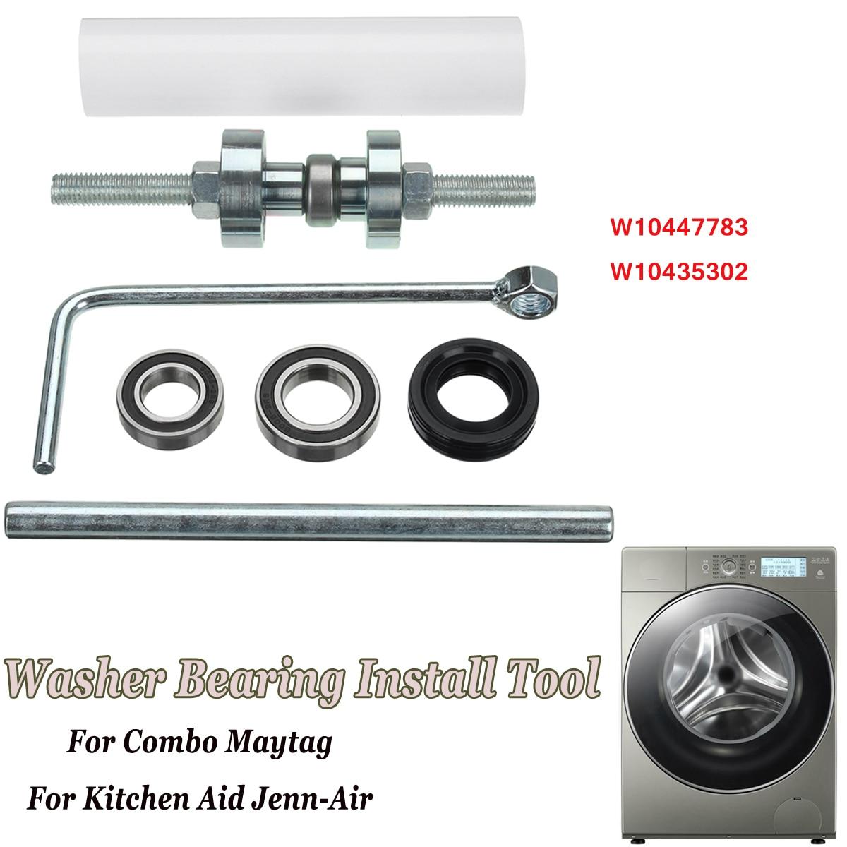 W10447783 W10435302 Bearing Install Tool For Whirlpool Kenmore Cabrio Bravo Washing Machine PartsW10447783 W10435302 Bearing Install Tool For Whirlpool Kenmore Cabrio Bravo Washing Machine Parts