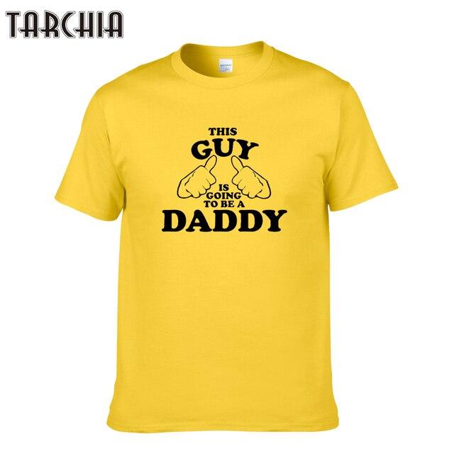 eeccb53b TARCHIA 2019 fashion this gay daddy funny summer t-shirt cotton tops tees  men short