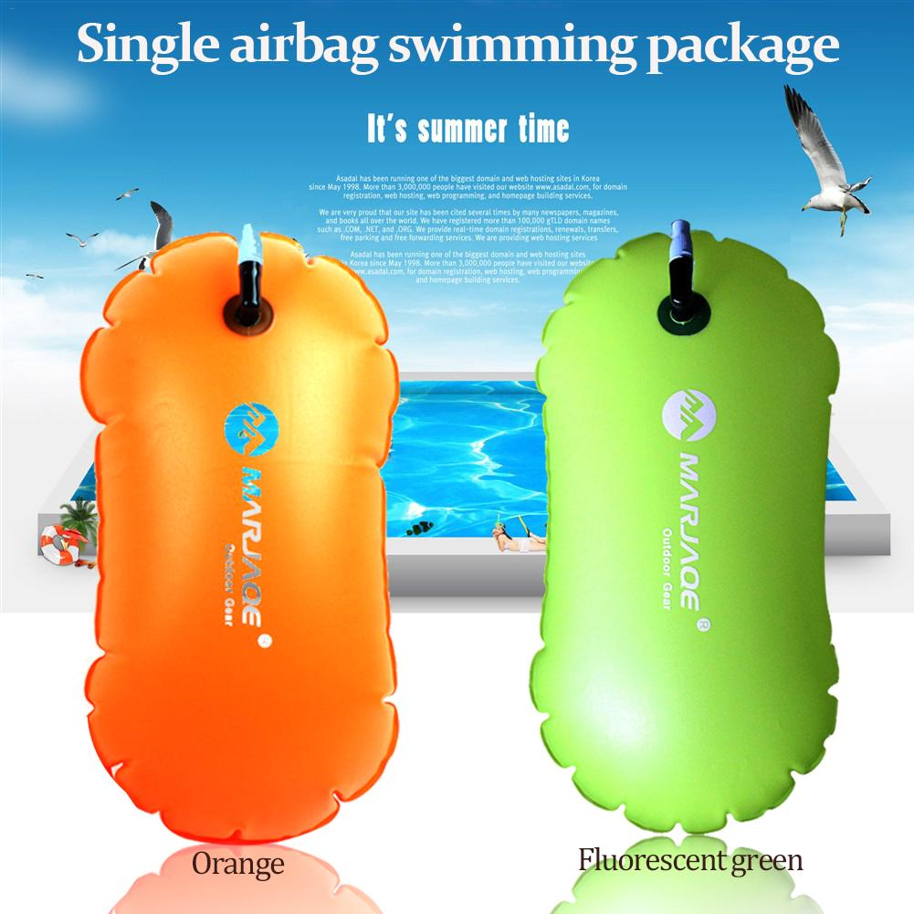 Single Airbag Thickened Swimming Package Lifebuoy Buoy Prevent Drowning Inflatable Floating Ball