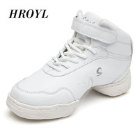 Sports Feature Soft Outsole Breath Dance Shoes Sneakers For Woman Men Practice Shoes Modern Dance