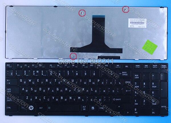 TOSHIBA P750 RU BLACK WITH FRAME LAPTOP KEYBOARD (6).jpg