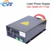 LSKCSH 150W CO2 Laser Power Supply for CO2 Laser Engraving Cutting Machine HY T150 high quality whoelsale for Co2 laser parts