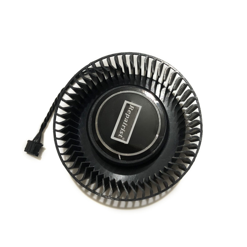 65mm PLB06625B12HH GPU Card Cooler Fan For MSI <font><b>GeForce</b></font> GTX1080 GTX 1080Ti <font><b>GTX1070Ti</b></font> Video Graphics Card As Replacement image