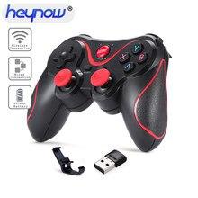 Draadloze Bluetooth Gamepad X3 Game Controller Voor iphone/ipad Android Box Smart Telefoon Voor PC Laptop Gaming Afstandsbediening