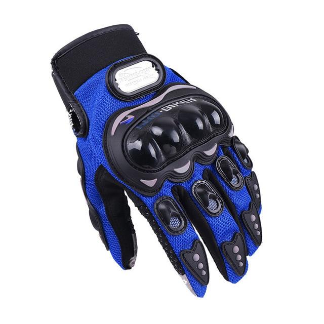 Ladies Biker Gloves 3