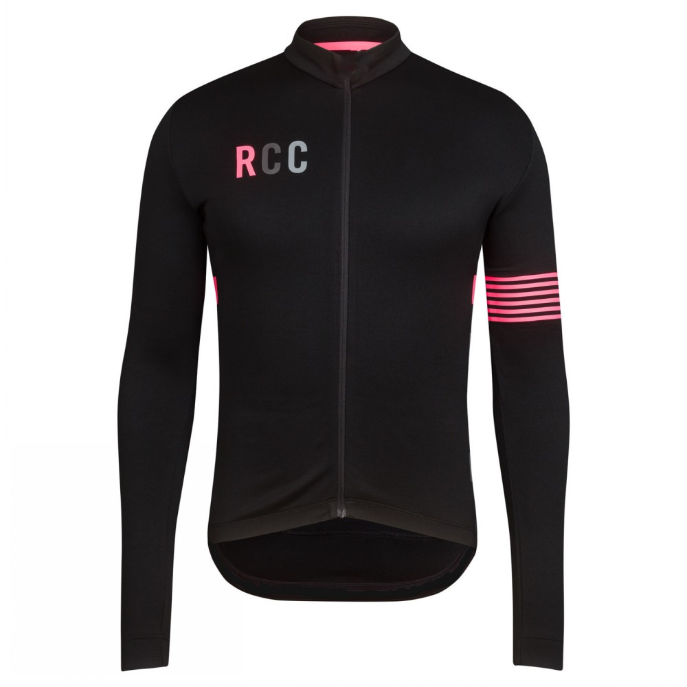 Autumn Long Sleeve RCC Cycling Jersey Breathable Bike Clothing Cycling Shirt Bicycle Clothes Ropa De Ciclismo Sports Wear men thermal long sleeve cycling sets cycling jackets outdoor warm sport bicycle bike jersey clothes ropa ciclismo 4 size