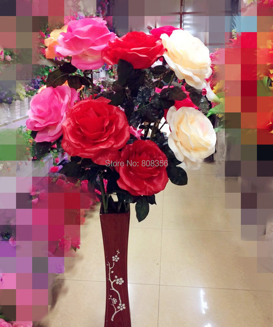 Ukuran besar bunga mawar d632fc5510
