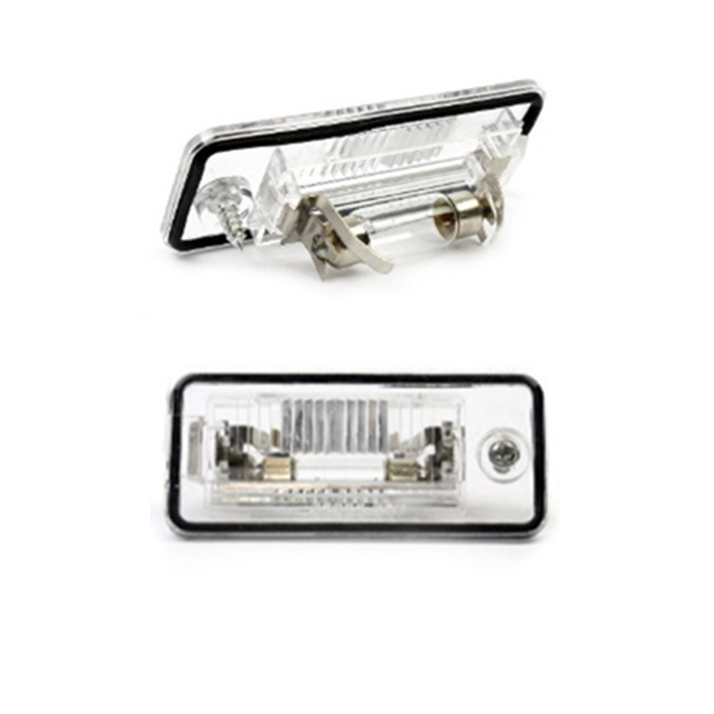 Light-Lamp-Lens Right Pair AUDI Left 2006 A3 2009 2008 2007 for A4 S4 B6 B7 A6/S6 Q7
