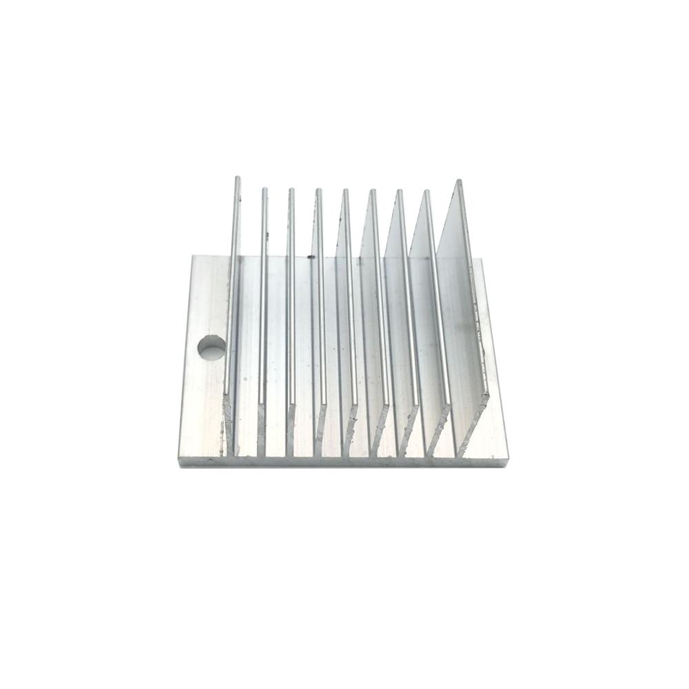 10PCS/Lot DIY kits Thermoelectric Peltier Refrigeration Cooling System + fan + TEC1-12706 sxdool cooling cooling system diy pro refrigeration system kit heatsink peltier cooler tec1 12706