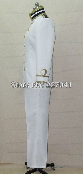 Axis Powers Hetalia Japan Hongda Kiku cosplay costume Custom Made Free Shipping