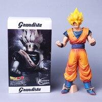 32 CM Grande Taille Dragon Ball Z ROS Guerrier Conscience Fils Goku Anime Figure Modèle Jouets Super Saiyan Brinquedos