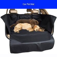Pet Dog Mat Waterproof Oxford Cloth Car Trunk Pet Pad Dog Cat Back Seat Covers Rear Auto Pad Car Protection Blanket waterproof pet car seat cushion car pet mat car rear seat rear tail box golden hair labrador dog pad car mat trunk mat freeship