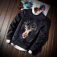 Masculine Jacket Spiderman Men Clothing Famous Brands Long Death Note Hoodies With Hood Slim Sweatshirt Anime
