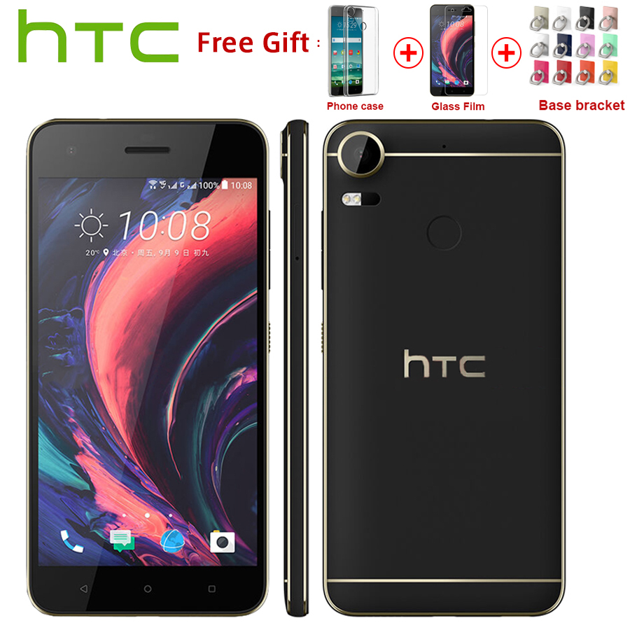 Hot Sale HTC Desire 10 Pro 4GB RAM 64GB ROM 4G LTE Mobile Phone 5.5 inch Octa Core Dual SIM 20MP 3000mAh Fingerprint Smart Phone