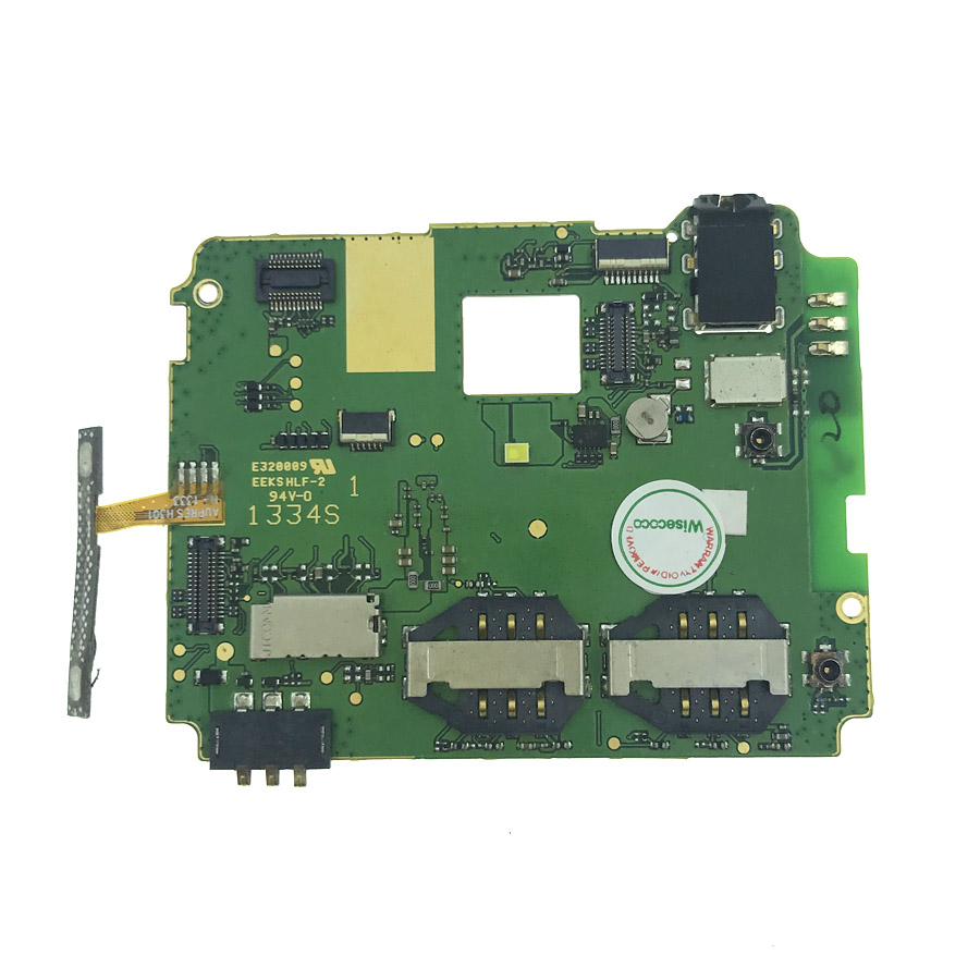 In Stock 100% Test Working For Lenovo A850 <font><b>Motherboard</b></font> Board Smartphone Repair Replacement With multiple languages