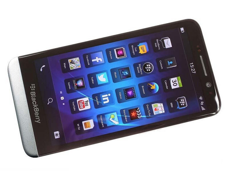 Original BlackBerry Z30 Mobile Phone 8.0MP Camera 5.0inch Touchscreen 16GB ROM 3G/4G smartsphone black 7