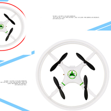 Mini RC Drone 4CH 6 Axis Quadcopter Pocket-size 2.4Ghz Remote Control Helicopter Aircraft VS JJ H37 H36 JXD 523