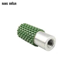 Image 1 - 29mm * M14 diamentowe elastyczne mokre polerowanie koło bębna na kamień marmur beton otwór wewnętrzny szlifowanie