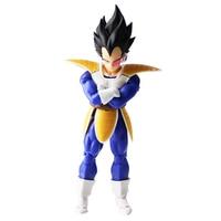 Dragon Ball Z Super Saiyan S.H.Figuarts Vegeta Movable Figurine PVC Action Figure Collectible Model Toys Dolls