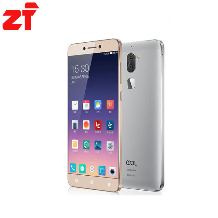 "new Original Coolpad letv cool1 5.5"" 4G LTE Dual Sim 32GB ROM 4GB RAM Android leeco cool 1 Dual Back Cameras Fingerprint"