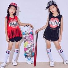 3edb2344b Songyuexia nuevo chaleco de los niños niño grande de baile de jazz blanco y  negro camiseta