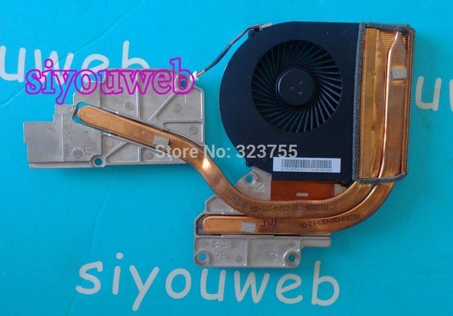 Novo para lenovo y580 y580m y580n y580nt y580a cpu ventilador de refrigeração do dissipador de calor, como a foto