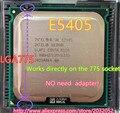 Lntel E5405 Xeon 2.0 GHz/12 M/1333 Mhz/LGA775 Core 2 Quad Q8200 CPU igual a CPU, (funciona em mainboard LGA775 Frete)