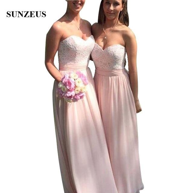 Comprar A Linha Querida Lace Corpete Vestidos De Dama Honra
