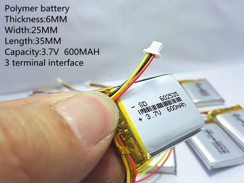Baterias Digitais p bateria de polímero de Utilização : Câmera