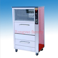RY 128 automatic sweet potato oven environmental high efficiency energy saving roasted sweet potato machine