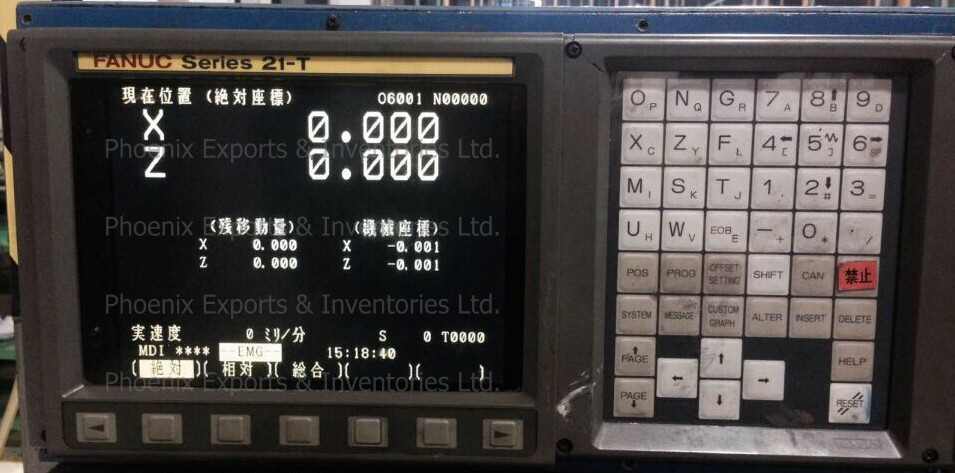 Compatible Display for Fanuc CRT A61L 0001 0093 9 LCD