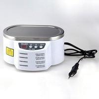 Smart Ultrasonic Cleaner Anti Slip Stainless Steel Ultrasound Wave Washing for Jewelry Glasses Ultrasound Bath Machine