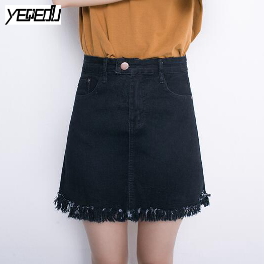 High Quality Knee High High Waist Jeans Shorts-Buy Cheap Knee High ...