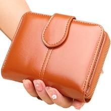 Клатч, женская брендовая сумка, кошелек, женский, на молнии, дизайн, для мобильного телефона, сумки, лакированная, ПУ кожа, lOil wax eather, папка, клатч, короткий параграф