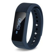 I5 Plus Smart Bracelet Bluetooth 4 0 Waterproof Touch Screen Fitness Tracker Health Wristband Sleep Monitor